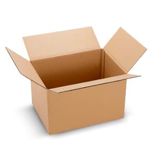 Купить четырех клапанные коробки из гофрокартона